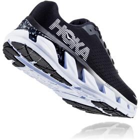 Hoka One One Elevon Zapatillas running Hombre, black/white